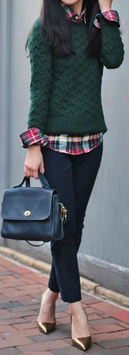 20 Style Tips On How To Wear a Plaid or Flannel Shirt
