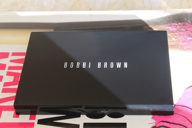My Bobbi Brown Eyeshadow Pallete