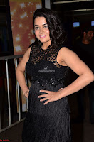 Wamiqa Gabbi in a sleeveless Black Designer Transparent Gown at 64th Jio Filmfare Awards South ~  Exclusive 007.JPG