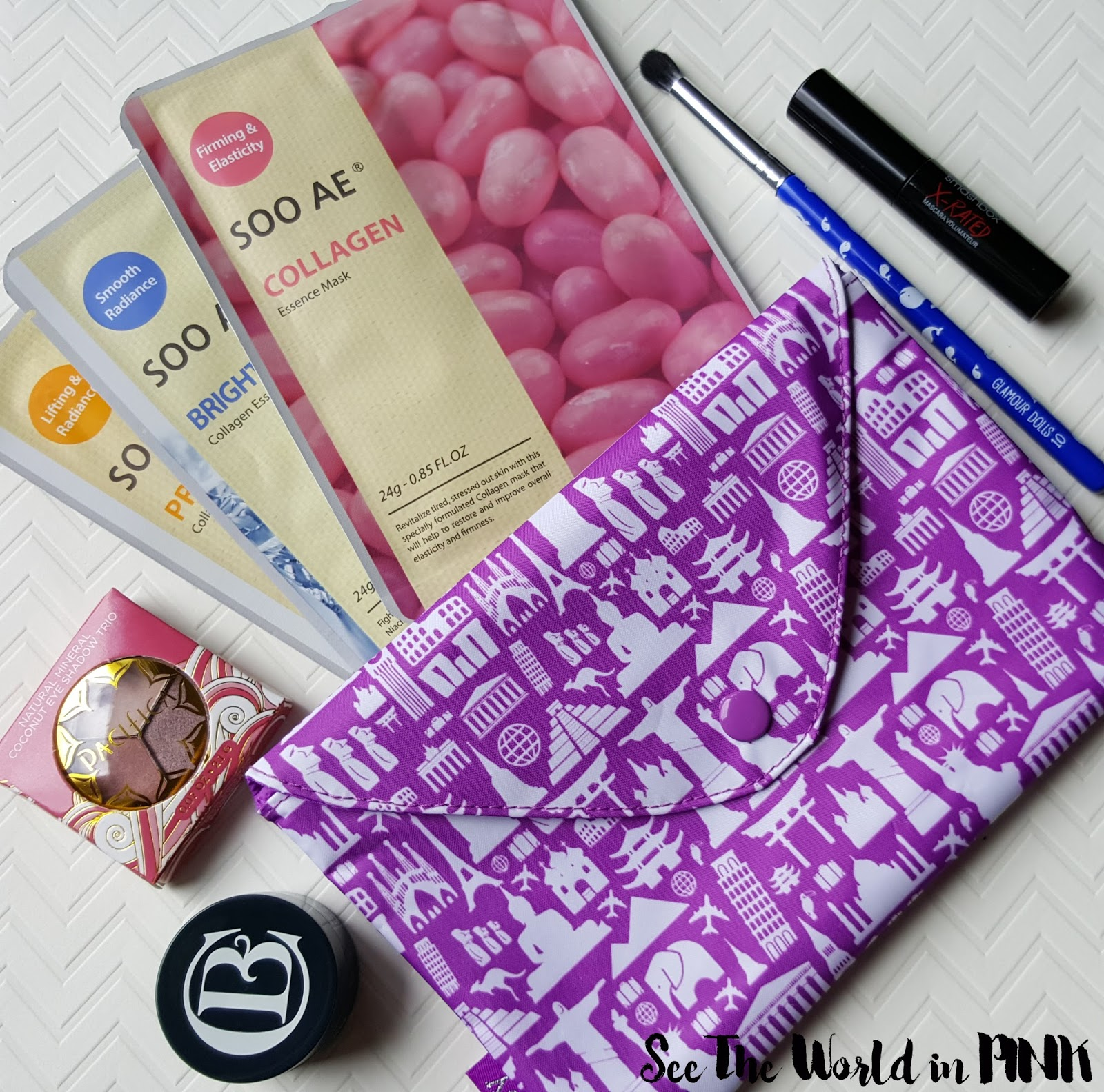 May 2016 Ipsy Glam Bag Review and Unboxing Beauty Subscription