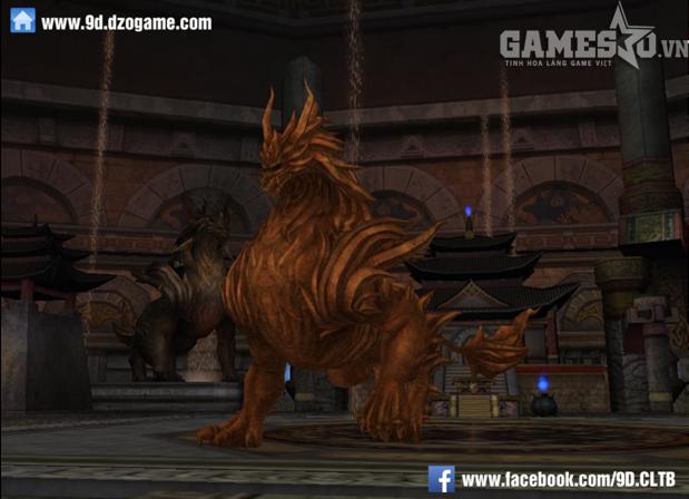 Phiên bản này cũng giới thiệu đến người chơi hình thức tổ đội mới với tên  gọi Liên thủ quyết. Để tiêu diệt được Hắc Kỳ Lân tại hai điện thờ, ...