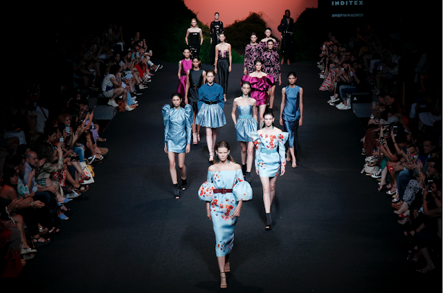 Mercedes-Benz Fashion Week Madrid was attended by around 41,000 people at its July 18 edition
