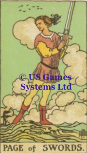 Page of Swords | US Games Ltd
