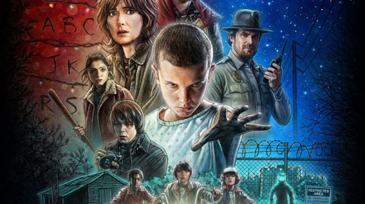All the Places You've Seen the Cast of Stranger Things Before