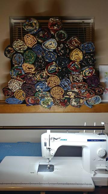 Debbie Mumm charity quilts