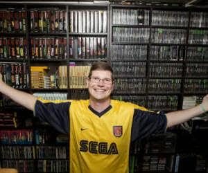Πουλήθηκε η μεγαλύτερη συλλογή βιντεοπαιχνιδιών - 11.000 τίτλοι!