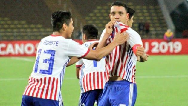 Paraguay vs Ecuador EN VIVO ONLINE por la segunda fecha del HEXAGONAL FINAL del Sudamericano Sub 17.