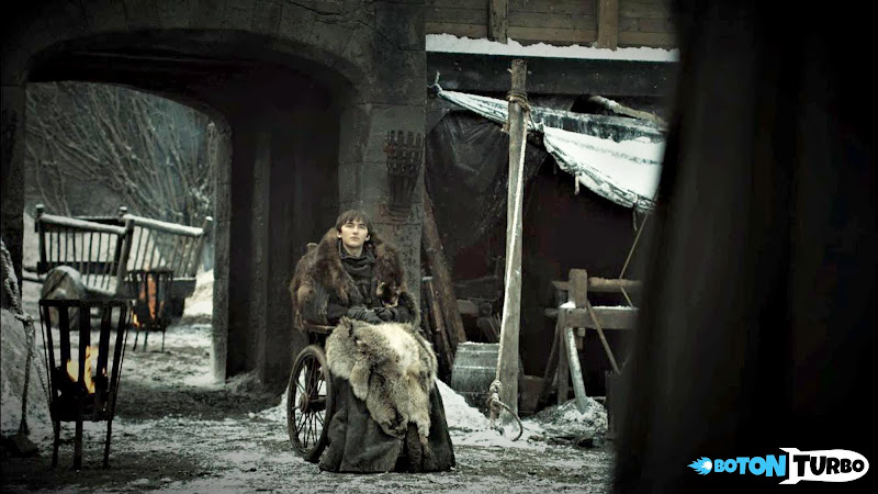"Game of Thrones 8x01: ""Invernalia"" (Winterfell)"