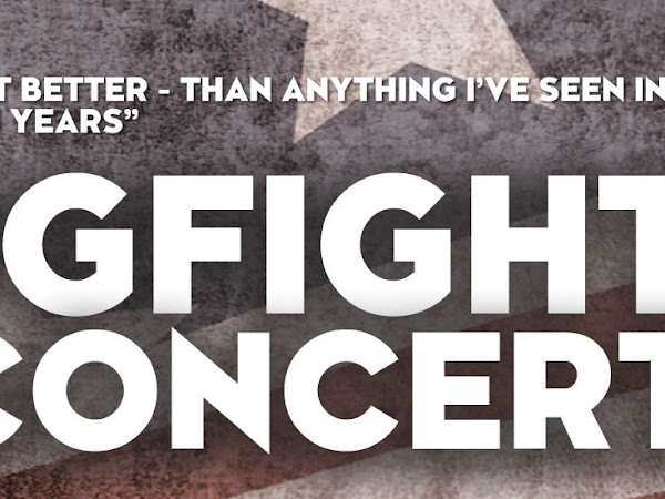 Dogfight in Concert, St James Theatre | Review