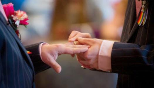Matrimonio gay en iglesia
