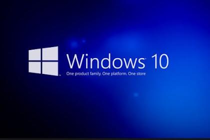 Cara Mudah Instal Windows 10 ?