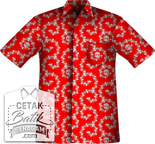batik custom indonesia
