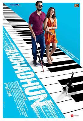 Sinopsis Film Andhadhun