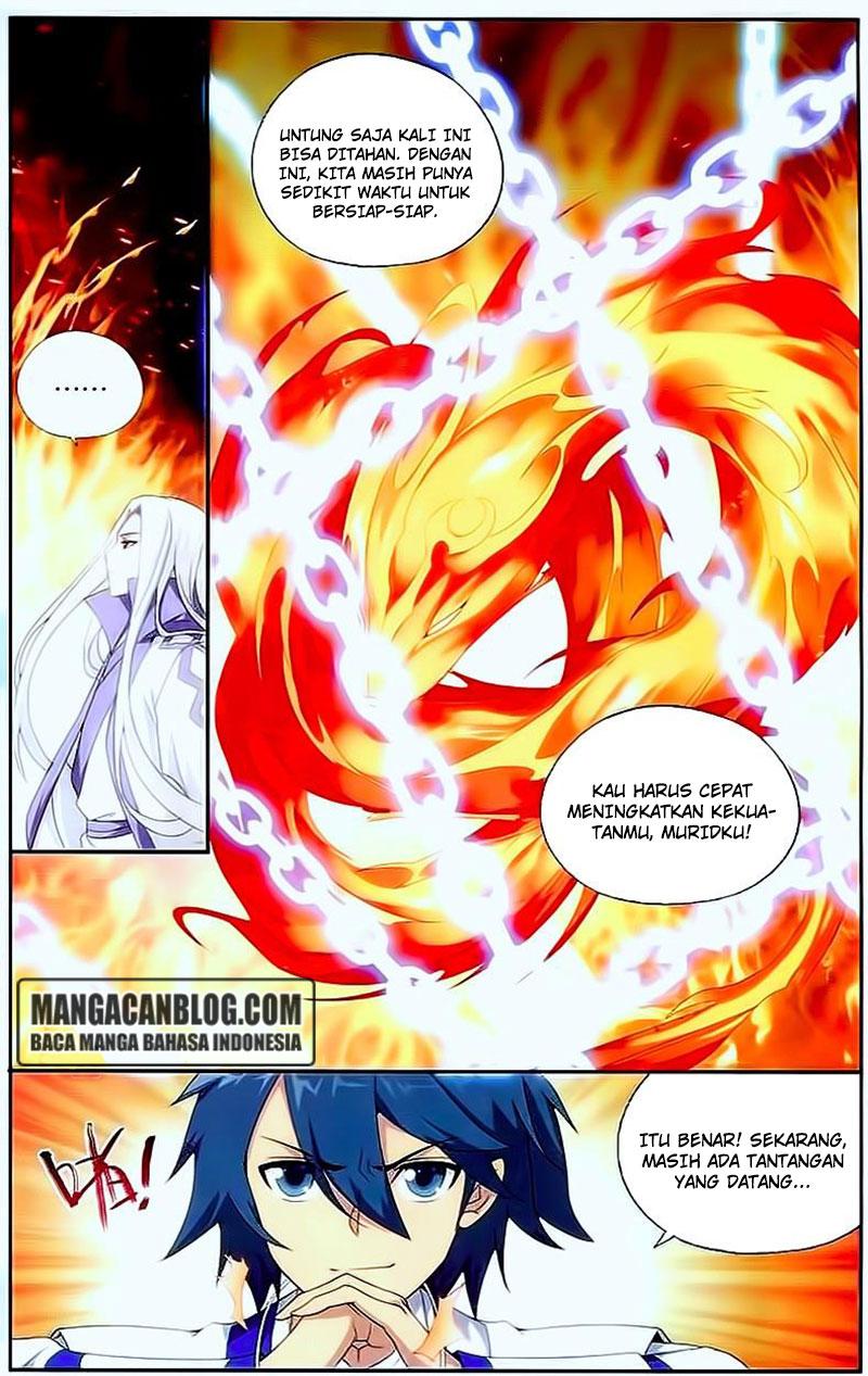 Battle Through the Heavens Chapter 146-33