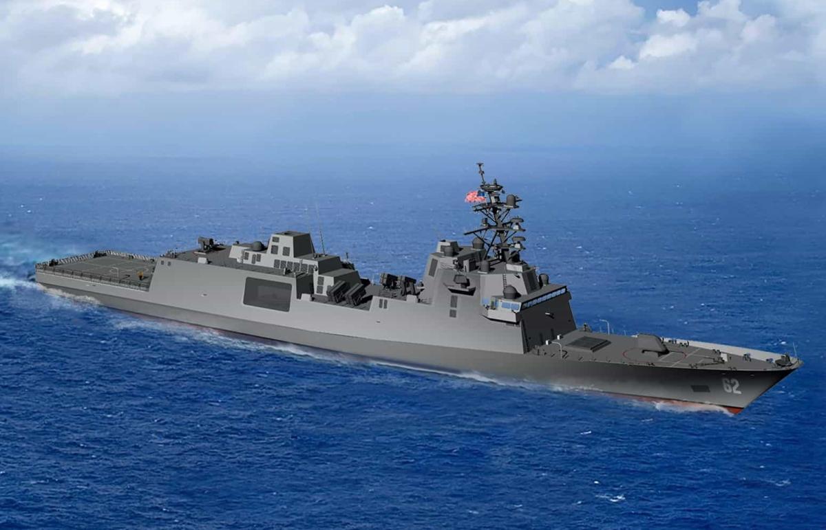 Fincantieri перемогла в тендері на створення фрегатів для ВМС США