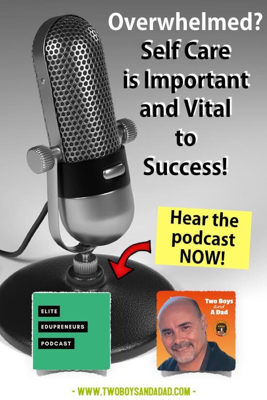 Self-care podcast