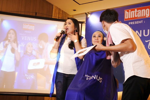 Marcks' VENUS Beauty Gathering with Blogger Bandung