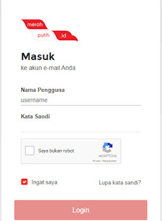 Cara Register Email Merahputih.id