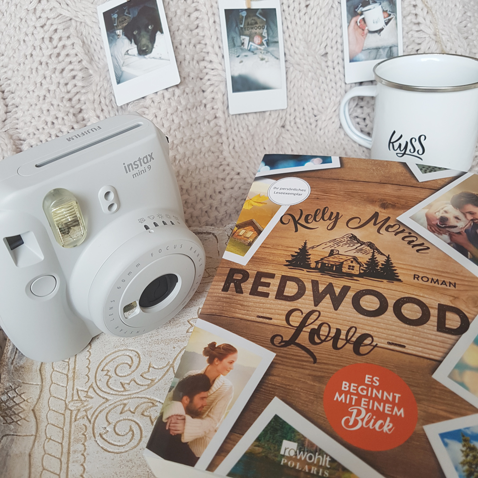 Redwood Love von Kelly Moran - Buchvorstellung