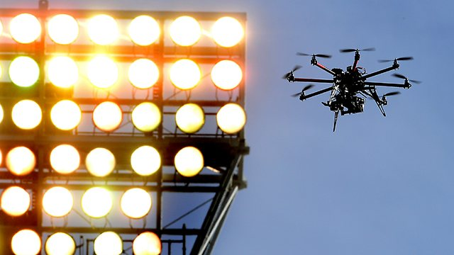 La NFL será la primera competición en utilizar drones