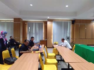 Pelaksanaan E-XAM Ujian Dinas Mahkamah Agung di Pengadilan Tinggi Agama Palembang