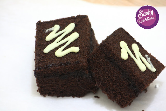 Brownies Kukus Ketan Item (Bronketem)