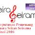 Keputusan Pemenang Juara Seiras Seirama Final 2016