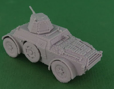 Autoblinda AB.41 Armoured Car picture 4