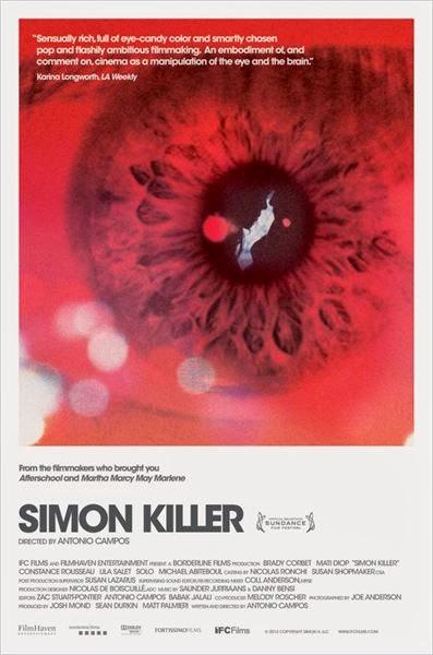Simon Killer – BRRip AVI e RMVB Legendado