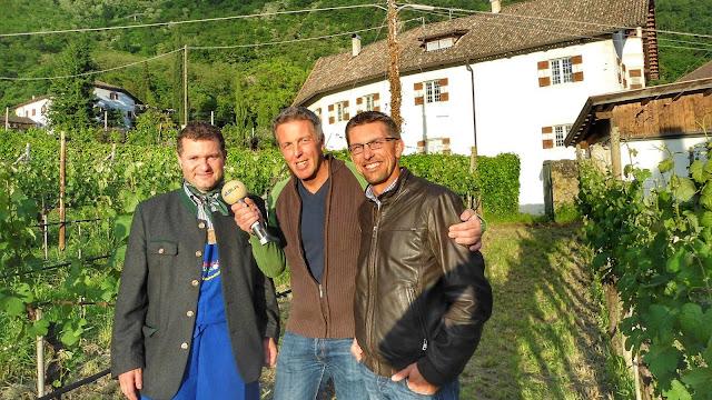 Radioreise Podcast im Piemont Italien Wein