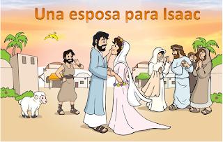 Resultado de imagen para isaac busca esposa