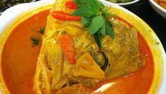 Resep Masakan Padang Gulai Ikan