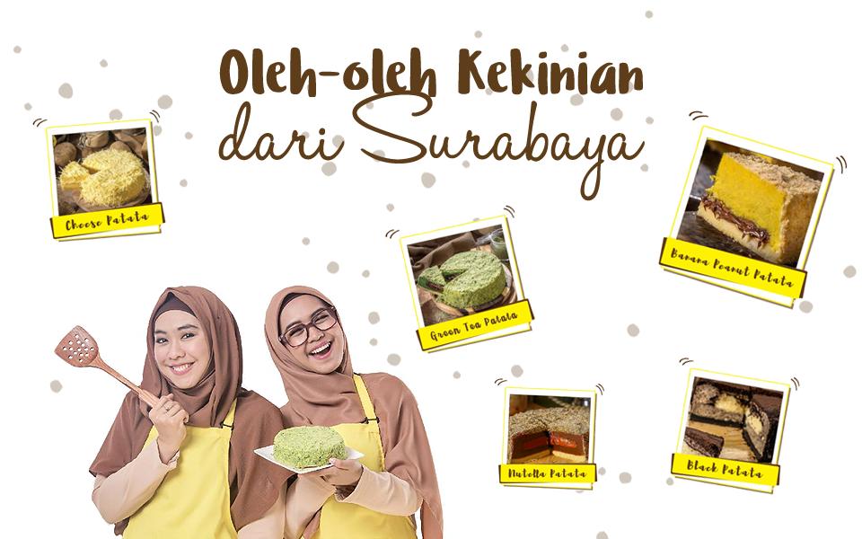 Surabaya Patata Oleh-oleh khas Surabaya