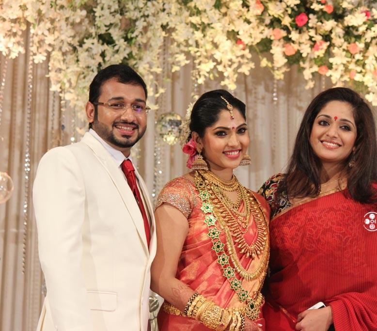 Malayalam Actress Mukthas Traditional Wedding To Rinku Tomy