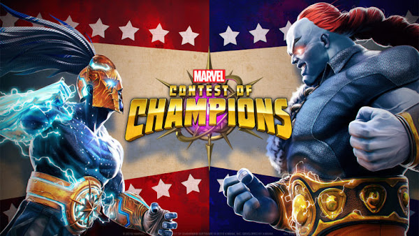 Marvel Contest of Champions updated (21.0)