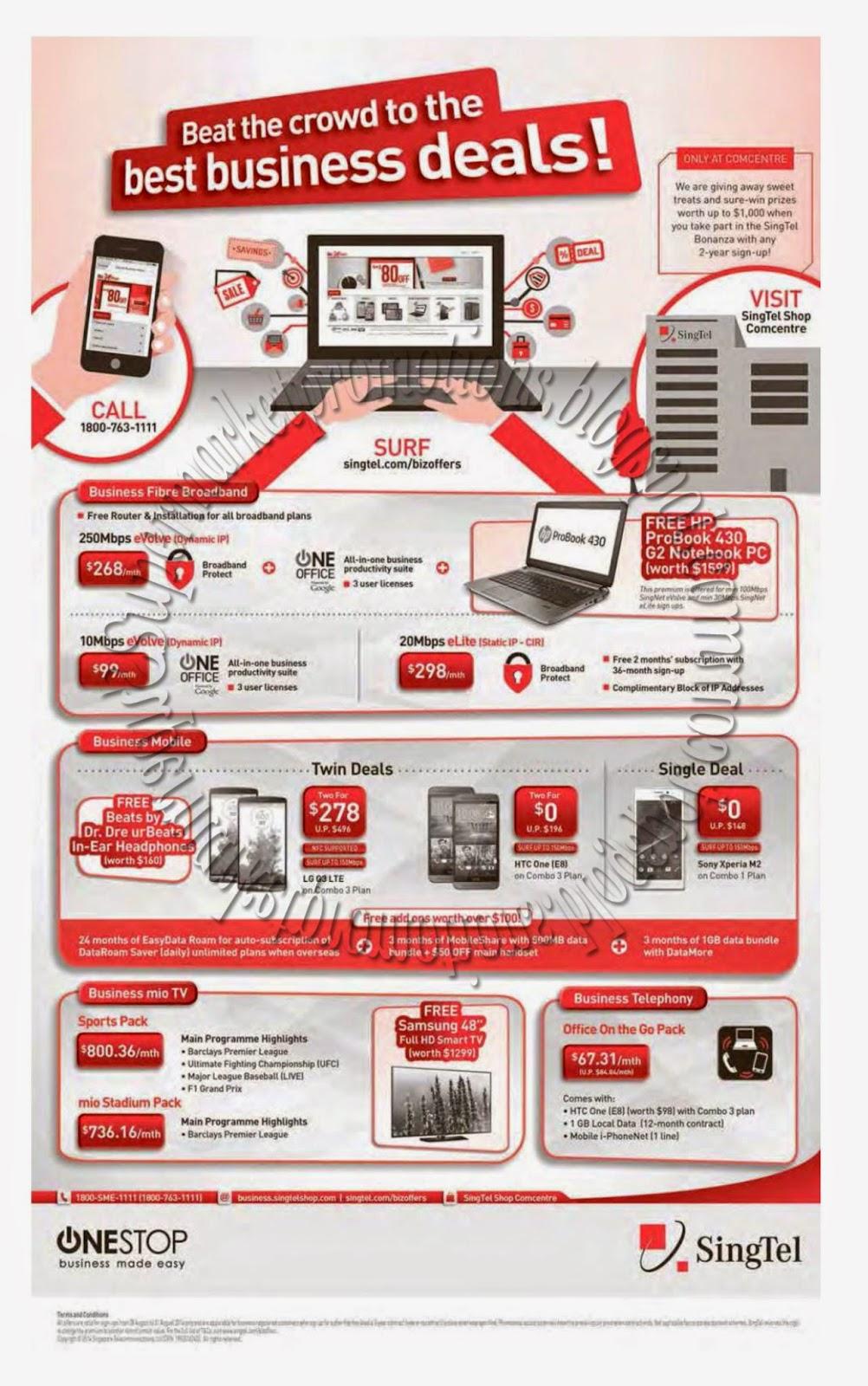 Telecommunications in Singapore