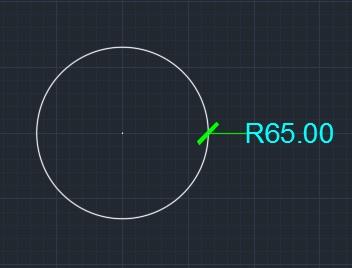 cara membuat lingkaran di autocad