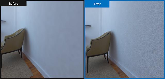 Cara Setting Material Dinding Putih di Vray Sketchup
