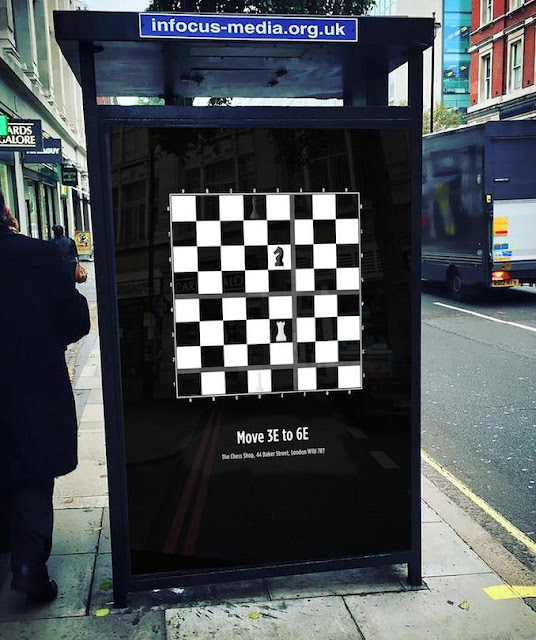 The Chess Shop - Your Move Advertisement