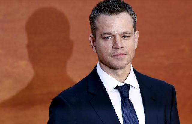 Biografi, Filmografi, dan Perjalanan Karir Matt Damon