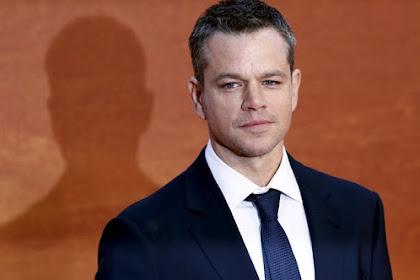 Matt Damon: Biografi, Filmografi, dan Perjalanan Karir Matt Damon