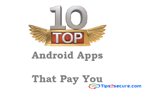 Android apps that pay you