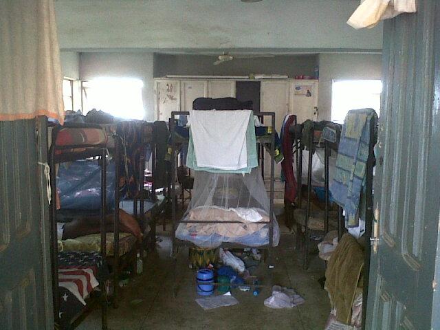 NYSC Lagos Camp
