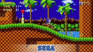 Game Sonic the Hedgehog v3.0.2 Apk Mod