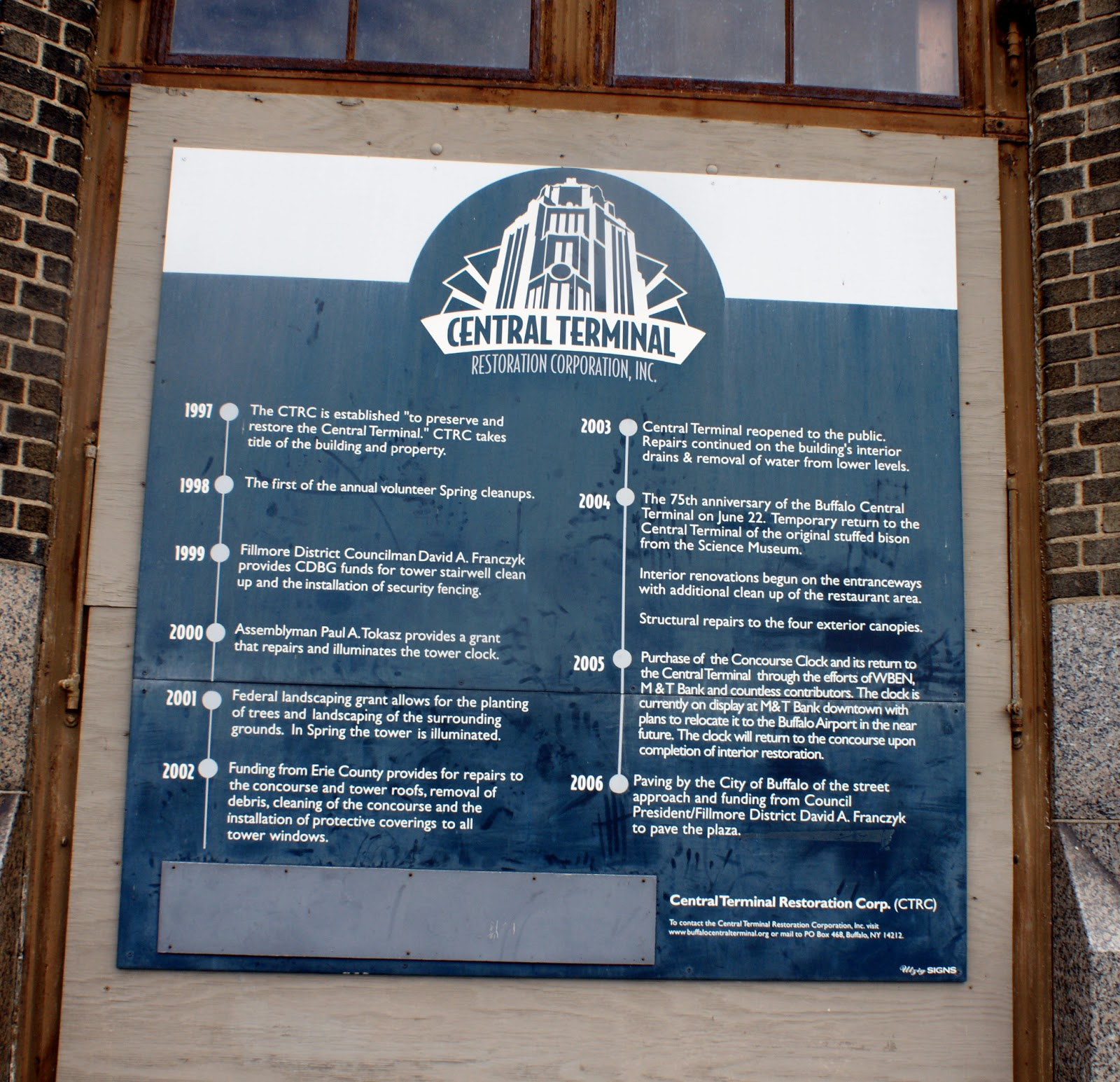 Social Shutter: Remembering Buffalo's Central Terminal