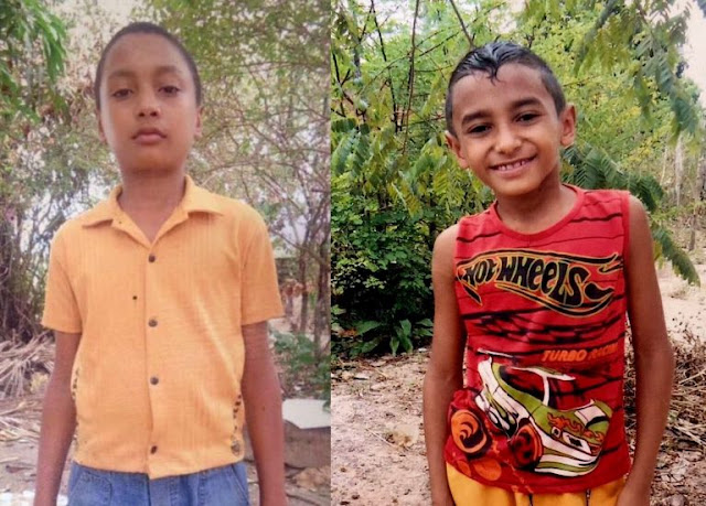Suspeitos por matar e enterrar crianças em Bacabeira são presos
