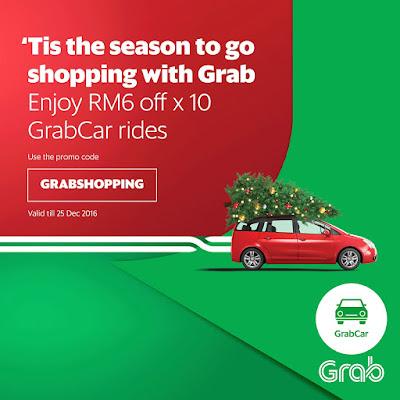 GrabCar Promo Code Grab Malaysia Discount Ride