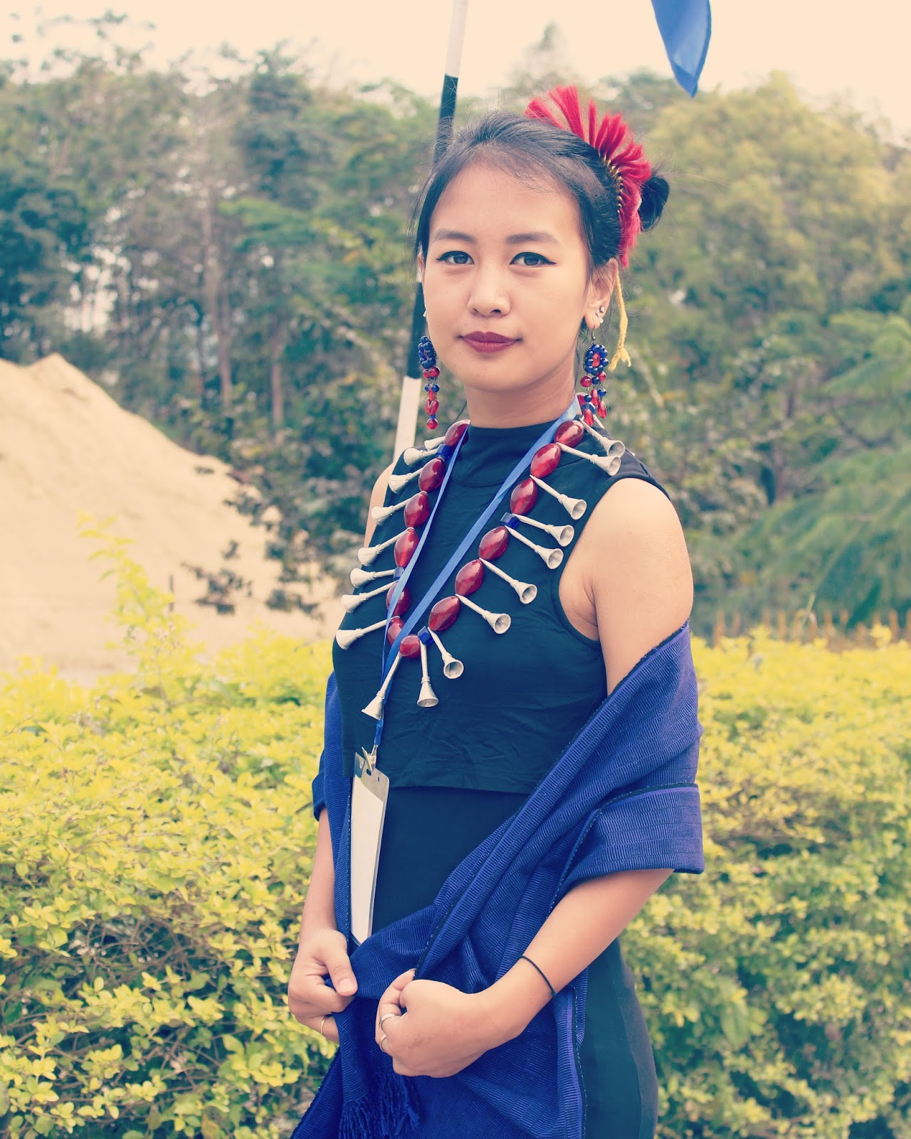 The Ao Naga Tribe of Nagaland (India) - The Bodo Tribe 18