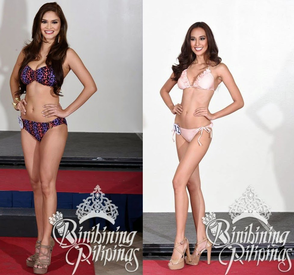 Bb. Pilipinas 2014 official candidates