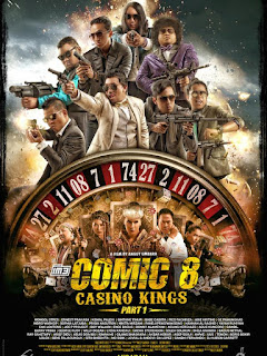 Comic 8: Casino Kings – Part 1 (2015) Full Movie